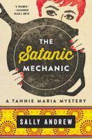 Cover art for The Satanic Mechanic
