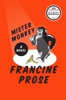 Cover art for Mister Monkey