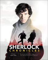 Cover art for Sherlock: Chronicles