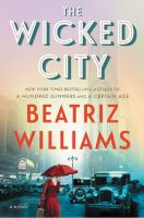 Cover art for The Wicked City