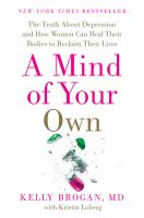Cover art for A Mind of Your Own