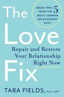 Cover of the Love Fix