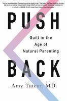 Cover art for Push Back