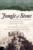 Cover art for Jungle of Stone