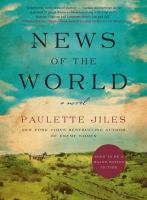 Cover art for News of the World