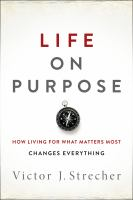 Cover art for Life on Purpose