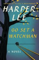 Book cover of Go Set a Watchman