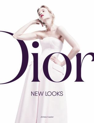Dior new looks book cover
