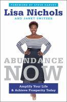 Cover art for Abundance Now
