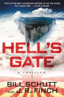 Cover art for Hell's Gate