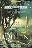 Cover art for The Reluctant Queen