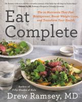 Cover art for Eat Complete