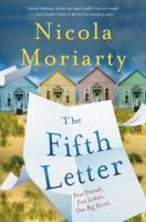 Cover art for The Fifth Letter