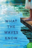 Cover art for What the Waves Know