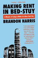 Cover art for Making Rent in Bed-stuy
