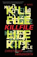 Cover art for Killfile