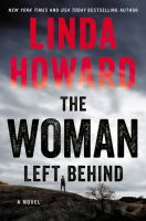 Cover art for The Woman Left Behind