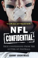 Cover art for NFL Confidential