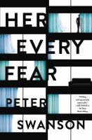 Cover art for Her Every Fear