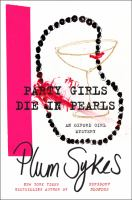 Cover art for Party Girls in Pearls