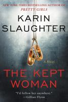 Cover art for The Kept Woman