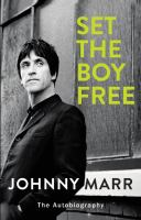 Cover art for Set the Boy Free