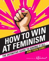 Cover art for How to Win at Feminism