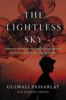 Cover art for The Lightless Sky