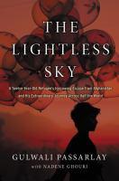Cover art for The Lightless Sky