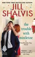 Cover art for The Trouble With Mistletoe