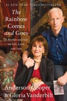 Cover art for The Rainbow Comes and Goes