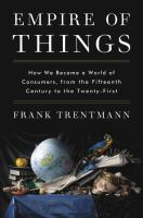 Cover art for Empire of Things