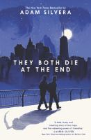 Cover Art for They Both Die at the End