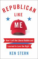Cover art for Republican Like Me