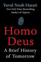 Cover art for Homo Deus