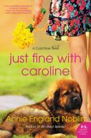 Cover art for Just Fine with Caroline