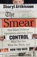 Cover art for The Smear