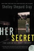 Cover art for Her Secret