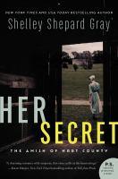 Cover art for Her Secret