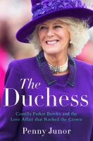 Cover art for The Duchess