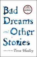 Cover art for Bad Dreams and Other Stories