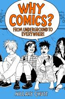 Cover art for Why Comics?