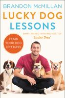 Cover art for Lucky Dog Lessons