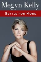 Cover art for Settle For More