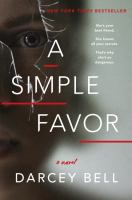 Cover art for A Simple Favor