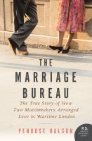 Cover art for The Marriage Bureau