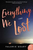 Cover art for Everything We Lost