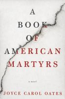 Cover art for A Book of American Martyrs