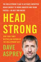 Cover art for Head Strong
