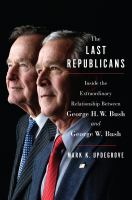 Cover art for The Last Republicans